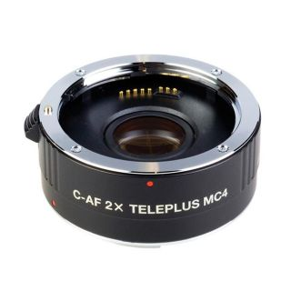 Kenko MC4 DGX 2X Teleconverter Lens for Canon
