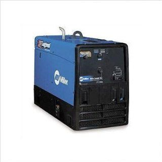 Miller Legend 302 Engine Driven Welder / Generator, Gas, 1  Phase, 10