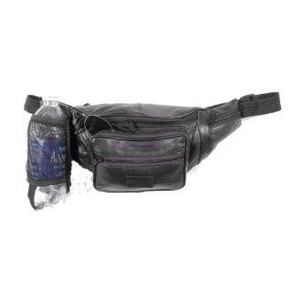 Lambskin Fanny Pack with Bottle Holder #293 Everything Else