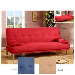 Microsuede Sofa Bed/ Loveseat