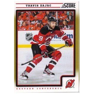 2012 13 Score Gold Rush #294 Travis Zajac: Collectibles
