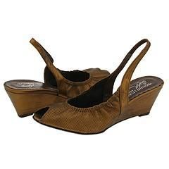 Donald J Pliner Remote Bronze Antique Metallic Heels