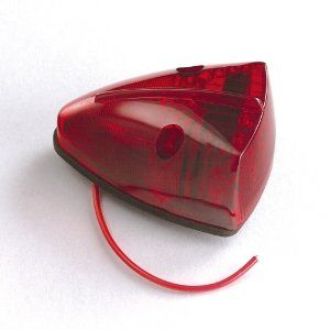 LED Red Truck Trailer Roof Cab Marker Clearance Lights