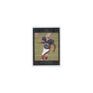 Lynch RC (Rookie Card) Buffalo Bills (Football Card) 2007 Topps #302