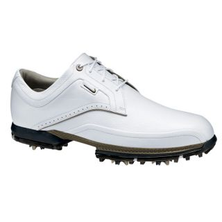 Nike Mens Tour Premium White/ Chino Golf Shoes