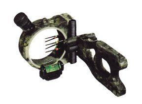 PSE Orion Five .019 Pin Camo Bow Sight, Mossy Oak Breakup