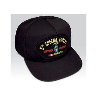 US Army Vietnam 5th Special Forces Ball Cap Everything