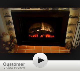 Customer Reviews Dimplex DFI2309 Electric Fireplace