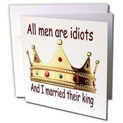 Funny Quotes And Sayings   All men are idiots And I