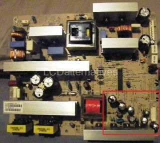 Vizio VP322 Plasma TV Repair Kit, Not the Entire Board