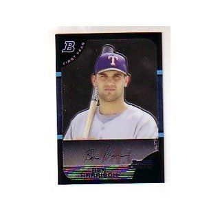 2005 Bowman Chrome #321 Ben Harrison Collectibles
