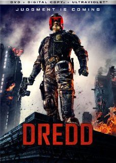 Dredd [DVD + Digital Copy + UltraViolet] Karl Urban, Lena