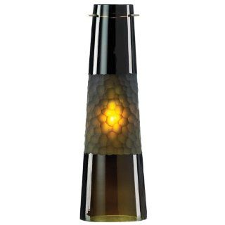 LBL HS461GRSC1B50MPT, Bonn Mini Low Volt Blown Glass Cone