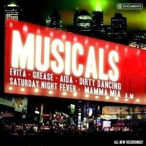 Cast Recording   Evita/Grease/Aida/Dirty Dancing/Saturday Night Fever