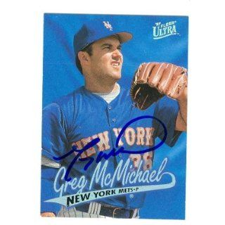 Baseball Card (New York Mets) 1997 Fleer Ultra #329 Collectibles