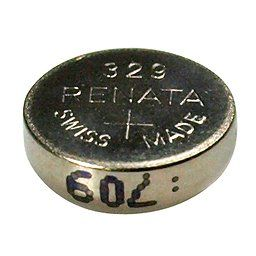 Renata 329 Button Cell watch battery Watches