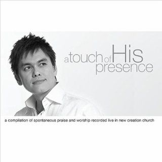 A Touch of His Presence Joseph Prince MP3 Downloads