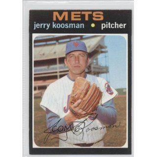 Koosman New York Mets (Baseball Card) 1971 Topps #335 Collectibles