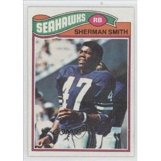 Smith, Seattle Seahawks (Football Card) 1977 Topps #337 Collectibles