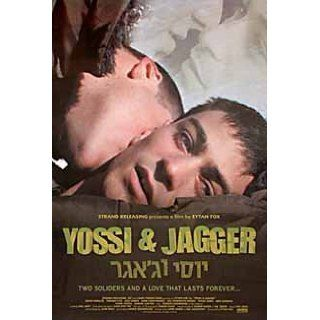 YOSSI AND JAGGER 2003 Original U.S. One Sheet Movie Poster