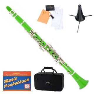 Musical Instruments › Band & Orchestra › Woodwinds › Clarinets