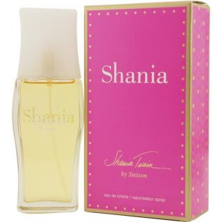 Stetson Shania Twain Womens 1 ounce Eau De Toilette Spray