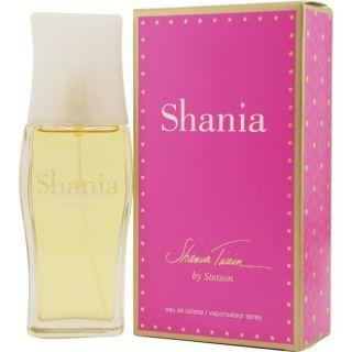 Stetson Shania Twain Womens 1 ounce Eau De Toilette Spray