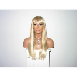 Star Flow Blonde Full Lace 18 inch Human Hair Wig