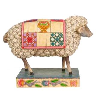 Enesco Jim Shore Peace Valley Sheep Figurine