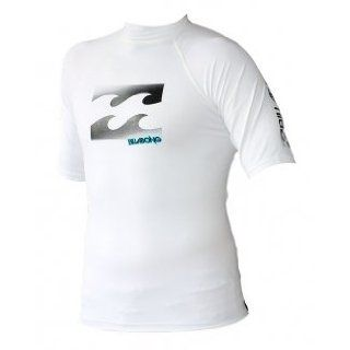 BILLABONG INTERSECTION BOYS SS Lycra 2010 white: Sport
