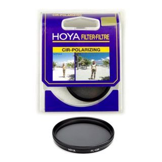 Hoya Blue 72mm Circular Polarized Filter