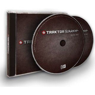 Native Instruments Traktor Scratch Time Code Control CD