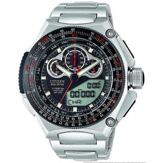 Citizen Mens Eco Drive Promaster SST Watch