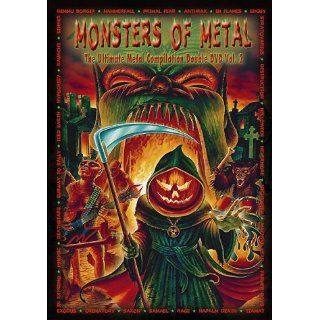 Various Artists   Monsters of Metal Vol. 02 The Metal Compilation