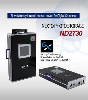 Nexto ND2730 Mobiler Foto Speicher 1.44 LCD 640GB