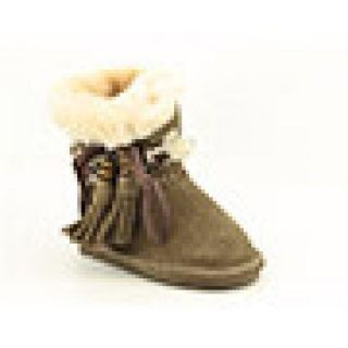 Bearpaw Infants Baby Toddlers Donna Brown Boots