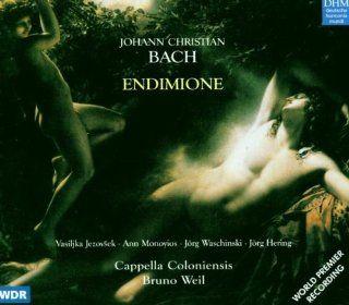Johann Christian Bach Endimione (Gesamtaufnahme) Musik
