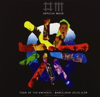 Depeche Mode   Tour of the Universe, Barcelona Standard Edition 1 DVD