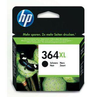 HP Original Tintenpatrone 364XL (Fotopatrone, XL 290 Fotos) CB322EE