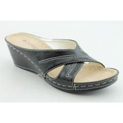 Patrizia By Spring Step Womens Jakarta Blacks Sandals