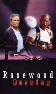 Rosewood Burning [VHS] Jon Voight, Ving Rhames, Don Cheadle, John