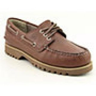 Sperry Top Sider Mens Boat Lug 3 Eye Brown Casual
