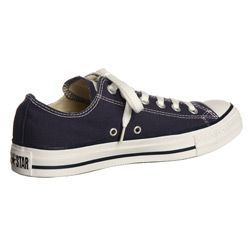 Converse Unisex Black/Navy Chuck Taylor All Star Shoes