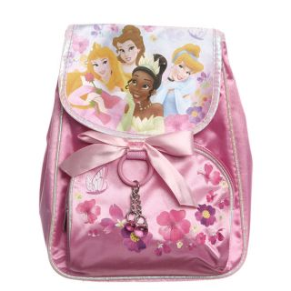 Disney Princess Bow Flapover 10 inch Mini Backpack