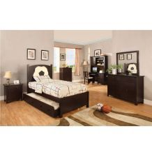 Jacob Soccer theme Twin size Bedroom Set