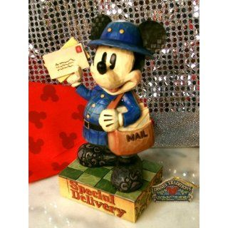 Disney Tradition   Special Delivery   Mickey Mouse Mailman /Postbote