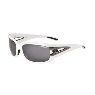 Tifosi Glasses Lust Pearl White Smoke Lens