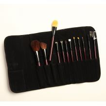 Morphe 618 Sable 12 piece Makeup Brush Set