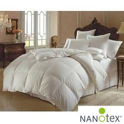 Oversized 300 Thread Count Nanotex Stain Resistant Down Alternative