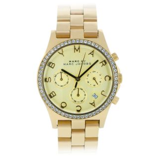 Marc Jacobs Womens Henry Watch